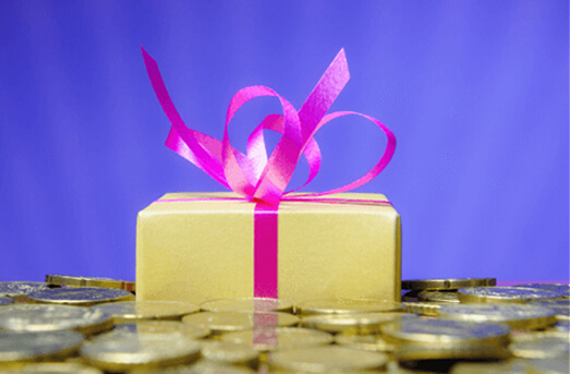 NEW SURPRISES, GIFTS, AND OFFERS PERIODICALLY