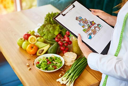 Dietician Consultation & Diet Plan