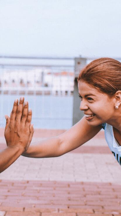 OneFitPlus Customers Fitness Journey